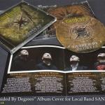 Designing 'By Degrees' Sankara Album Cover