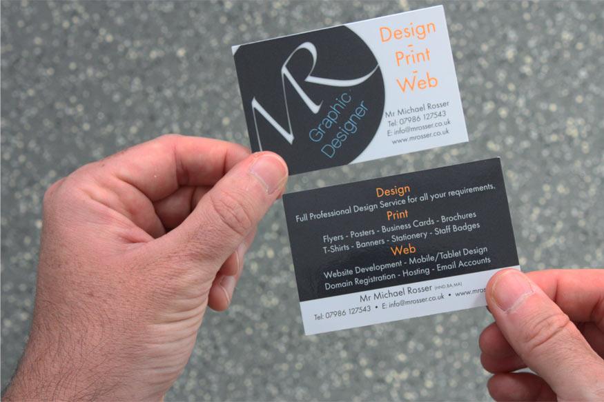 MRosser Business Cards